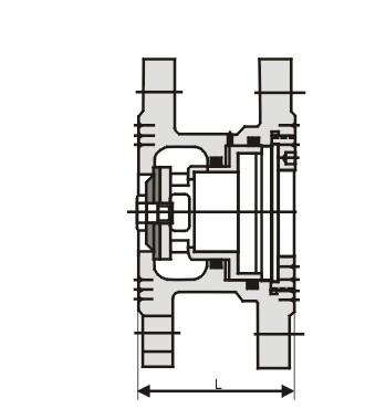 比例式减压阀结构图